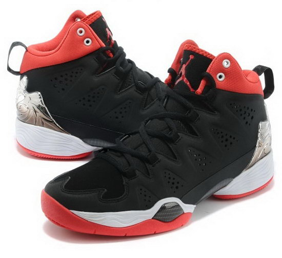 Air Jordan Melo M10 Black Red On Sale